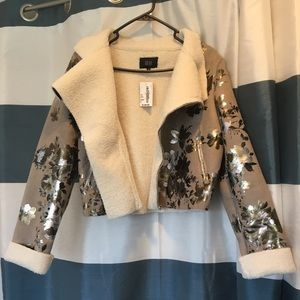 Goldie Suede Jacket